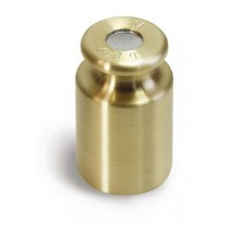 Class M1 Single weight, cylindrical, finely turned brass