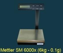 METTLER SM6000 EX - £750 + VAT