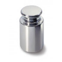 Class F2 Single weight, finely turned stainless steel